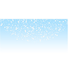 White dots christmas background vector