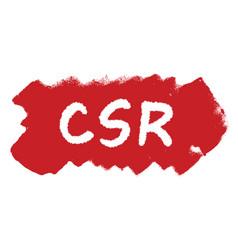 Pantroller csr banner vector
