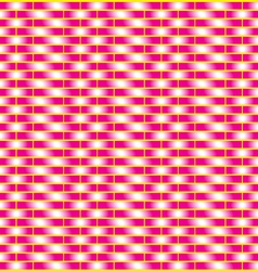 Weave pattern pink background vector