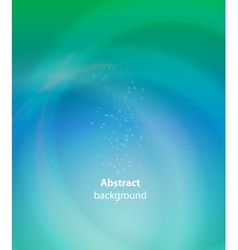 Abstract Aqua Background I vector image