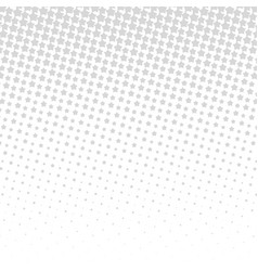 abstract halftone geometric background vector image