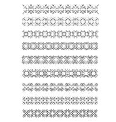 al 1015 dividers 01 vector image