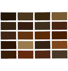 Brown Tone Color Shade Background vector
