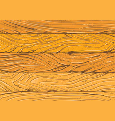 Background with wooden texture cartoon stylized vector