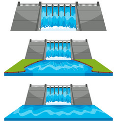 River & Dam Vector Images (over 430)