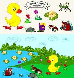 0815 10 duck v vector
