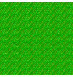 background green grass vector image