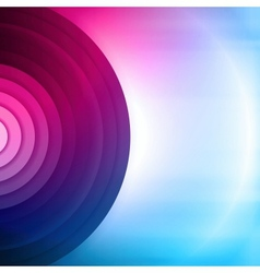 Colorful abstract background background vector