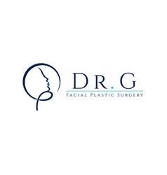 dr logo vector image