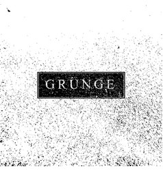 grunge texture distressthe template vector image