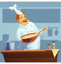 Cooking Workshop vector