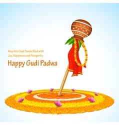 Gudi Padwa vector