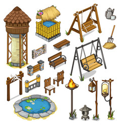 Large set constructor items for locations vector