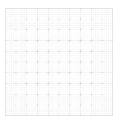 White square grid vector