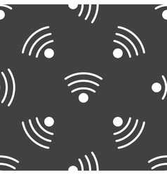 Wi-Fi pattern vector image