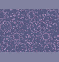 seamless ethnic ornament vector image