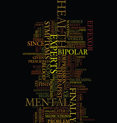 Medicines in mental health text background word vector
