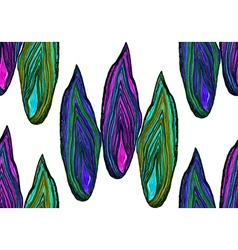 Agate pattern vector
