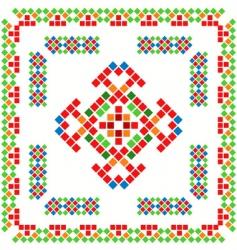 logo ornaments vector image vector image