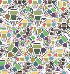 Brilliant pattern vector