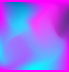 Neon holographic colorful background vector