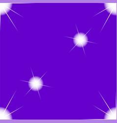 Purple stars seamless pattern vector