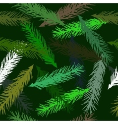 seamless pattern background is a Christmas vector image