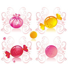 sweets vector image vector image
