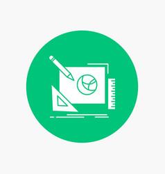 logo design creative idea design process white vector image