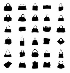 Bag Icon vector
