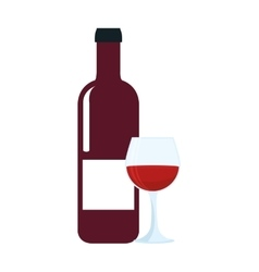 Best wine collection vector