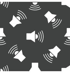 Loudspeaker pattern vector image