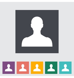 Person vector image