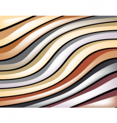 glossy stripes vector image