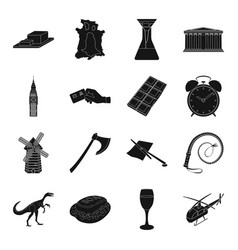 Cleanliness weapons landmark architecture vector