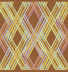 the pattern is made of repeating lines that make vector image