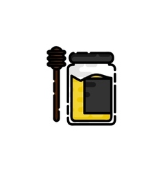 Allergy flat icon vector image