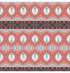 Background with ethnic motifs vector