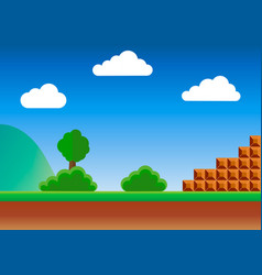 Super Mario Video Game Vector Images 41
