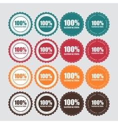 Satisfaction golden label vector