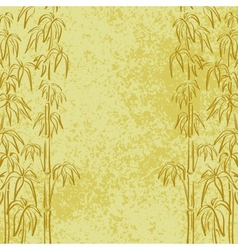 Exotic flora background vector image