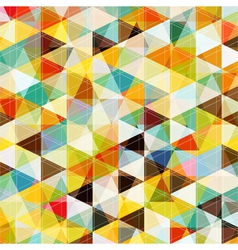 Abstract Mosaic Pattern vector