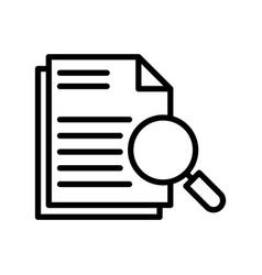 File study vector