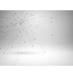 Wireframe mesh polygonal element vector