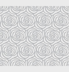 gray ross pattern seamless texture background vector image
