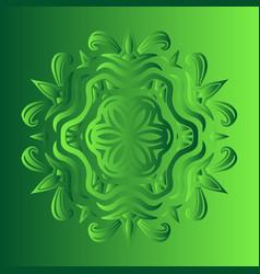 Mandala 7 vector