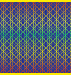 a abstract pattern vector image