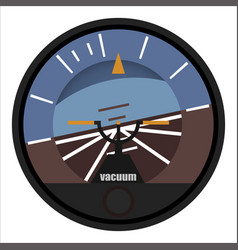 Airplane and helicopter positioner attitude vector