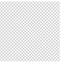 cell grid with diagonal lines seamless background vector image