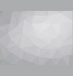 dark gray stone geometric pattern vector image